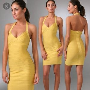 NWT Herve Leger Bandage Dress